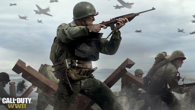أستوديو Sledgehammer يشوق للكشف عن شيئ جديد بخصوص لعبة Call of Duty : WWII ...