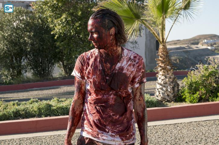 "Fear the Walking Dead - Blood in the Streets - Review: ""Death Is a Way to New Life"""