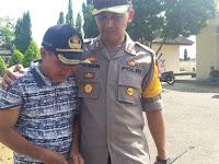 Pelaku di Tangkap, Para Korban Curas Sadis Ucapkan Terimakasih Kepada Polres Lampung Utara