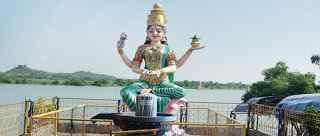 Basara Saraswathi Temple Adilabad District of Telangana