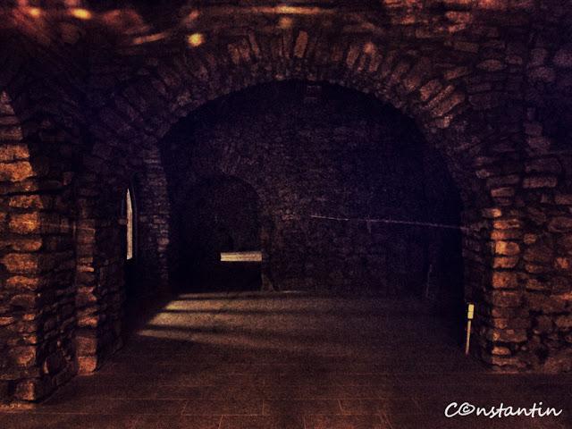 Iaşi Underground - Pasaj Hala Centralã