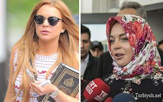 Hapus Semua Gambar Instagramnya, Lindsay Lohan Jadi Muslim