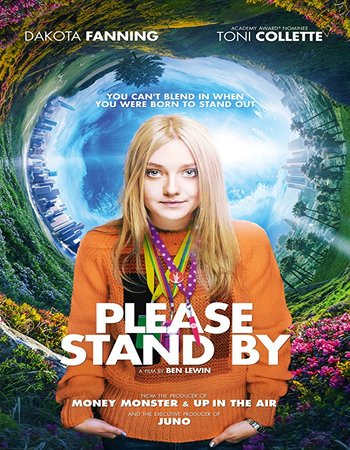 Please Stand By (2017) English 480p BluRay