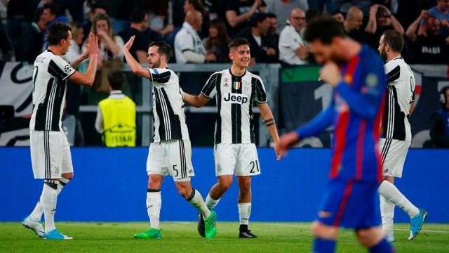 Prediksi Juventus vs Barcelona Liga Champions