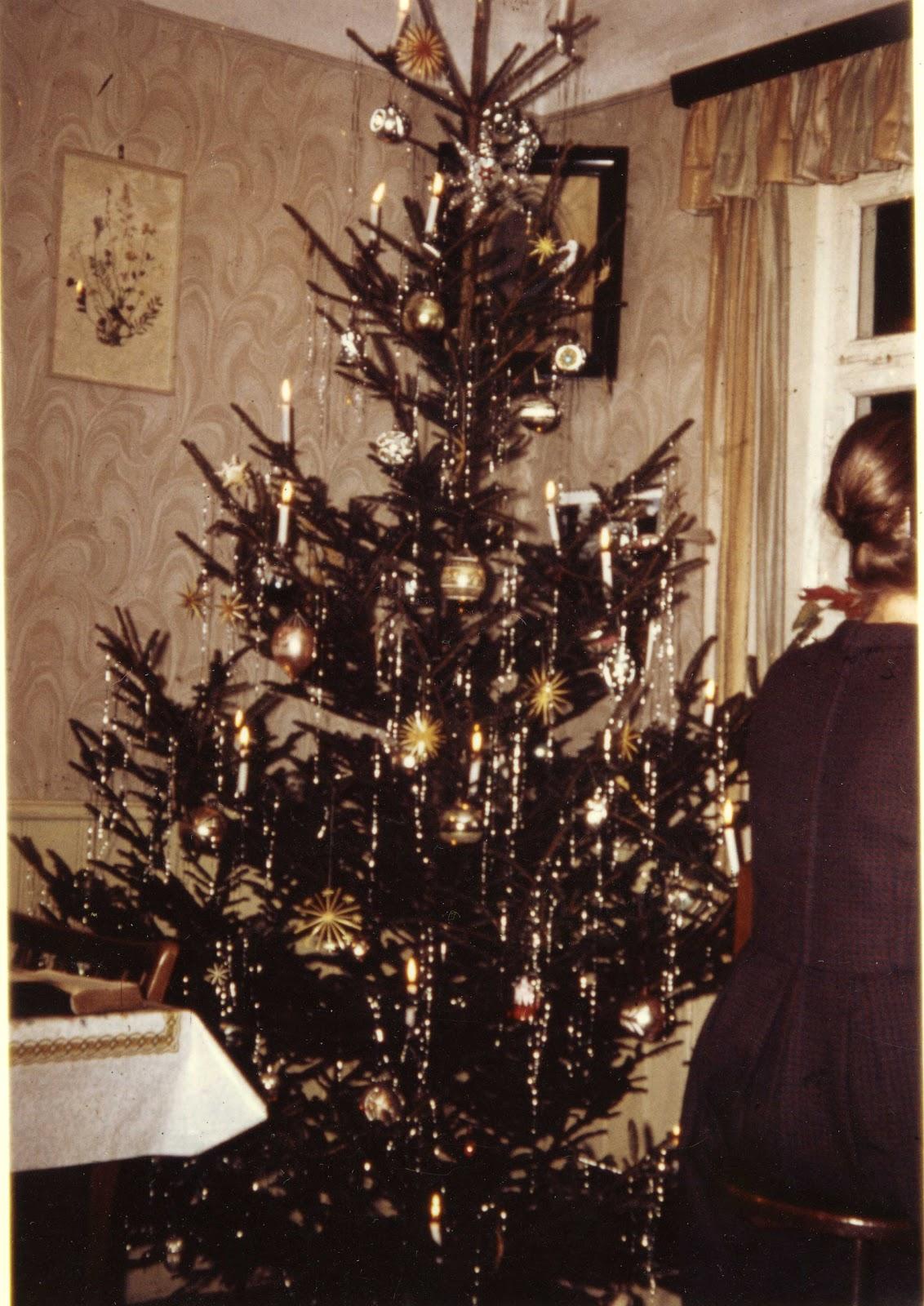 Baum Mit Lametta