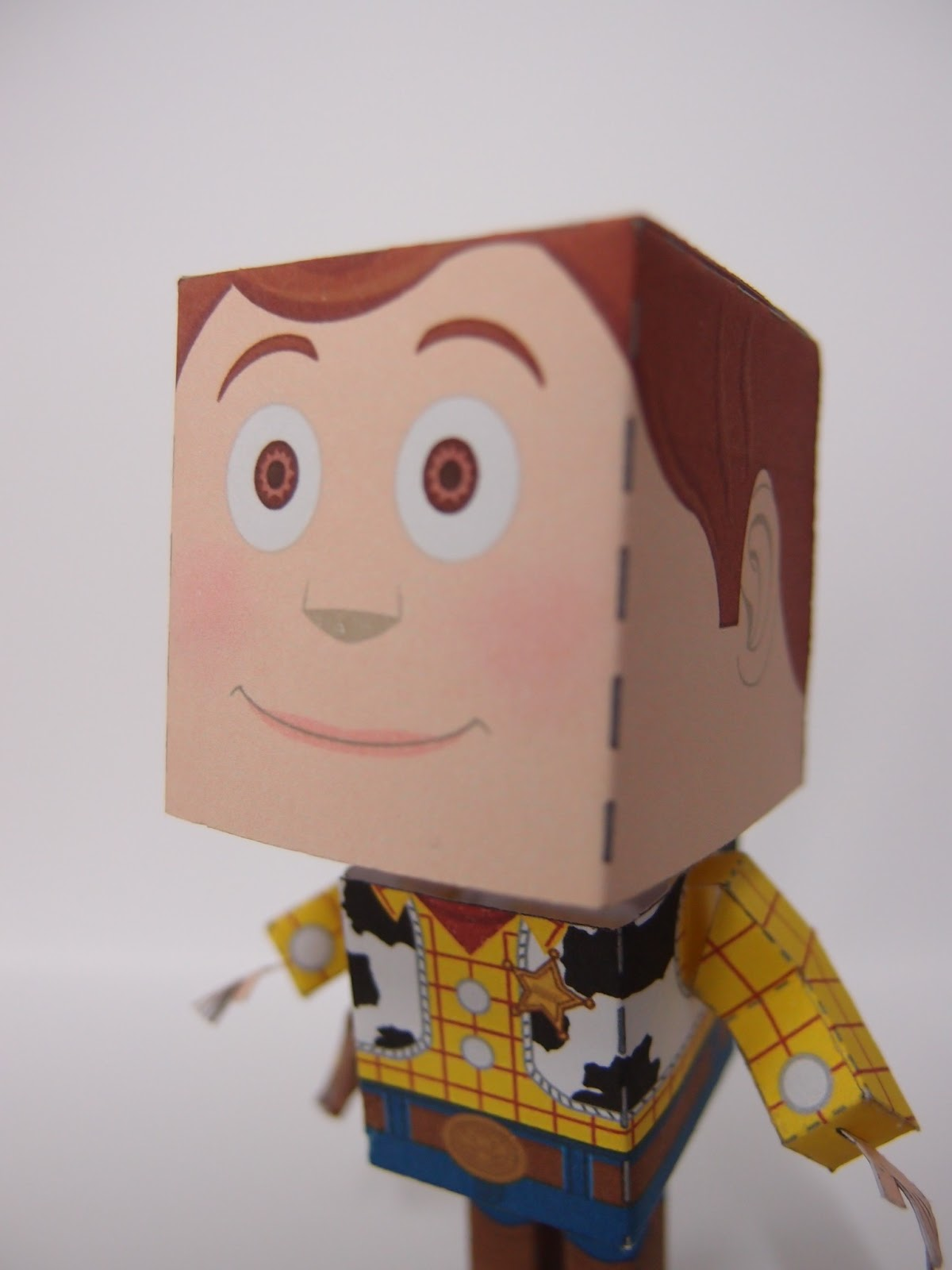 Boxes Header Workshop Sheriff Woody The Cowboy