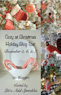Cozy at Christmas Holiday Blog Tour