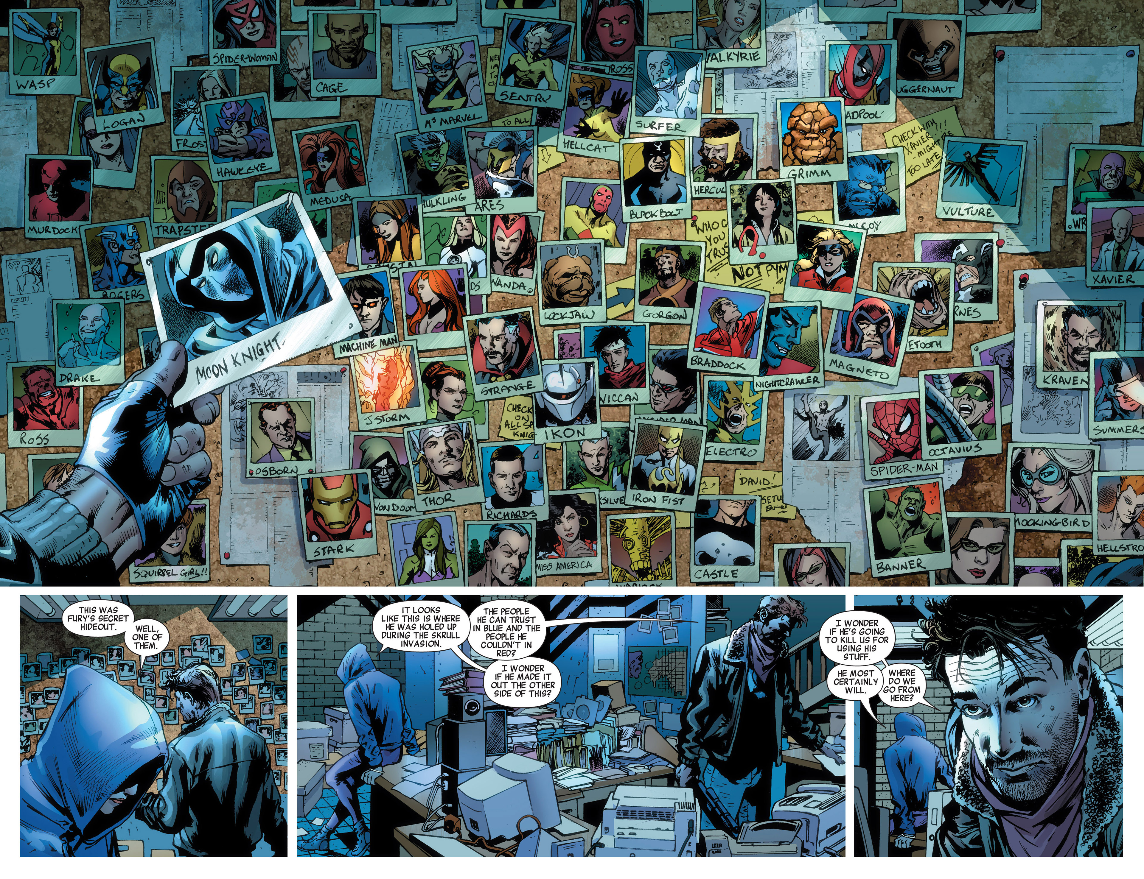 Read online Age of Ultron comic -  Issue #2 - 12