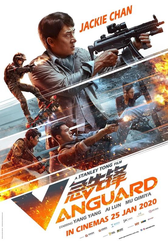 Người Tiên Phong -  Vanguard (2020) (2020)