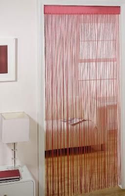 tidak hanya berfungsi sebagai epilog atau pelindung Rancangan Desain Tirai Pintu Kamar
