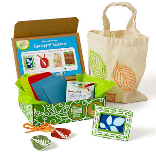backyard science discovery box
