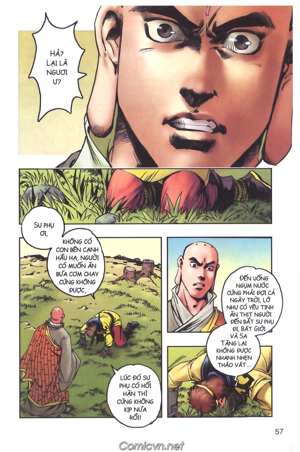 Tây Du Ký màu - Chapter 102 - Pic 27