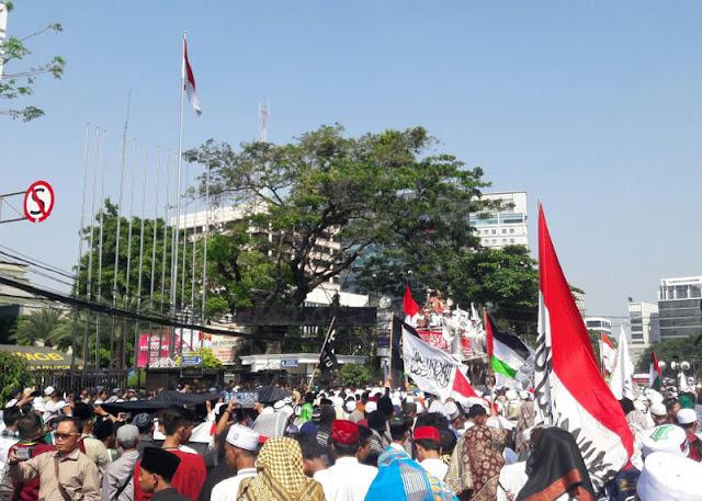 Tuntutan Massa Aksi 67 Tak Digubris Bareskrim