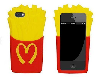french fry phone case