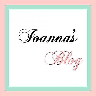 ioanna's blog logo