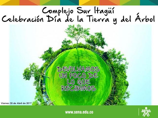 Día de la Tierra y del Árbol