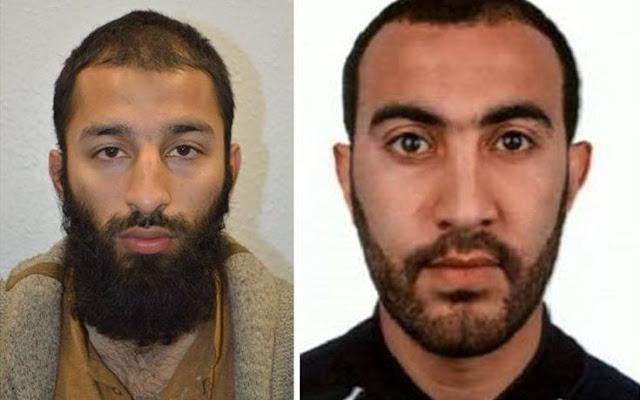 Βρετανία: Αυτοί είναι οι ισλαμιστές ΔΟΛΟΦΟΝΟΙ που αιματοκύλισαν το Λονδίνο