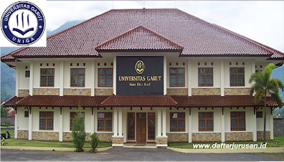 Daftar Fakultas dan Program Studi UNIGA Universitas Garut