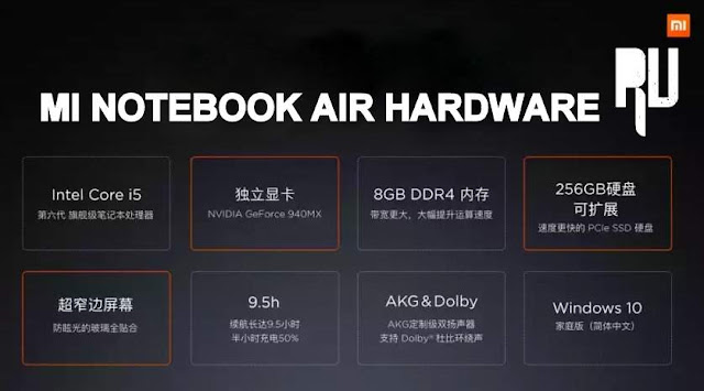 Xiaomi-Mi-Notebook-air-specifications-and-india-launch-date
