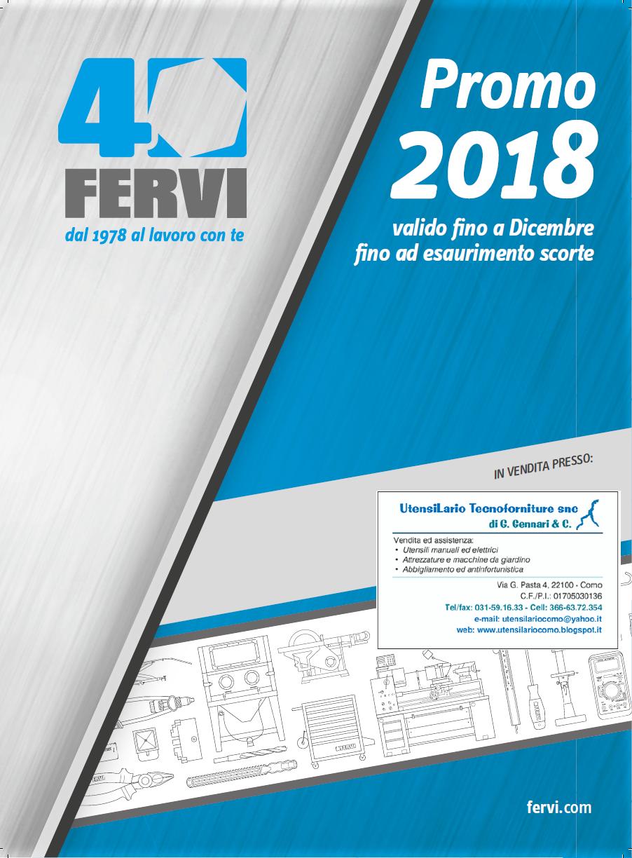 b30a120ce8 Utensilario Tecnoforniture snc di G. Gennari & C.: FERVI...nuovo ...