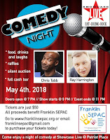 The Annual SEPAC Comedy Show - May 4