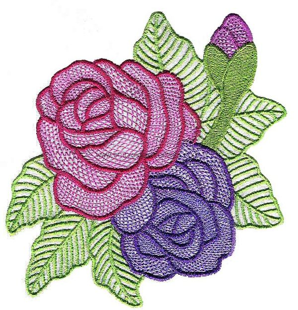 Women S World Floral And Butterfly Embroidery Designs