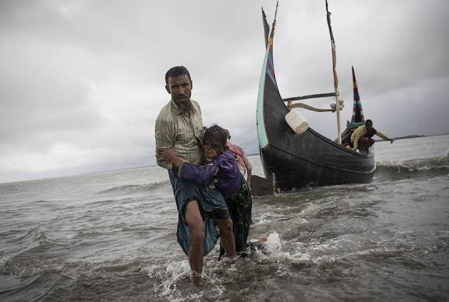 Penggalangan Infak IZI untuk Rohingya Tembus Rp 2,5 Milyar