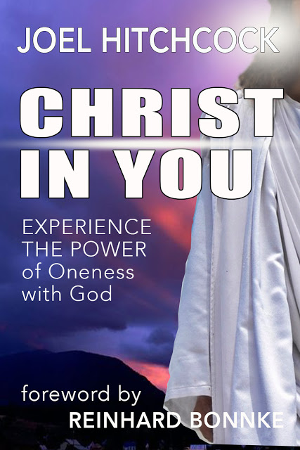 Click the picture for Joel's book, Christ in You!