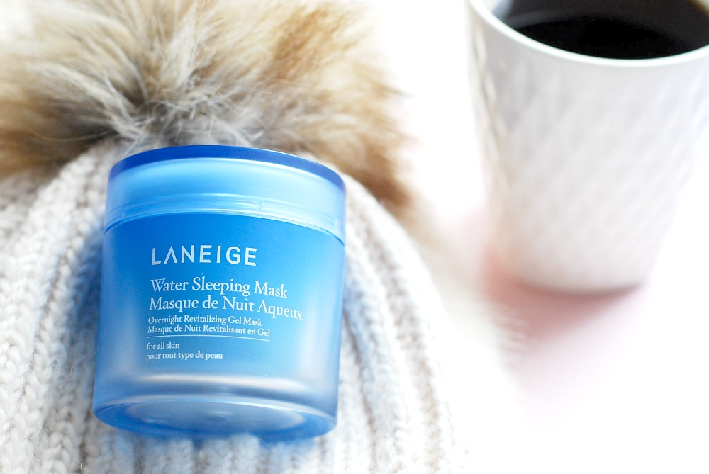 LANEIGE mask review