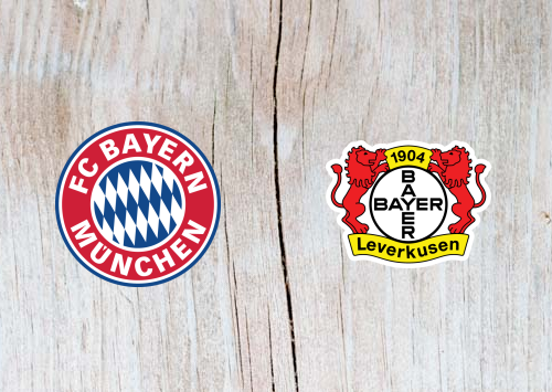 Bayern Munich vs Bayer Leverkusen Full Match & Highlights 15 September 2018