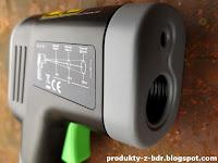 Termometr Bezprzewodowy Pirometr Niteo Tools IRT356-15 z Biedronki