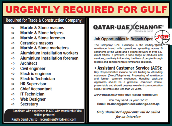 Electrical qatar electrical jobs qatar electrical jobs images fandeluxe Gallery
