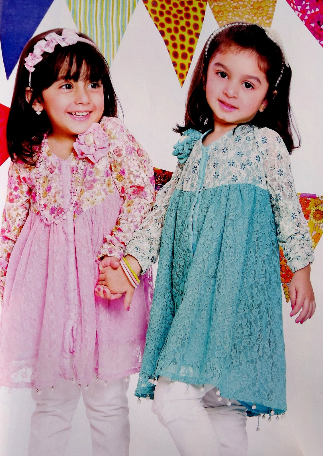 02466ddc9 Latest Winter Eid Collection 2012 For Children By Nishat Linen ...