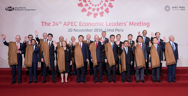 Daftar Negara Anggota APEC