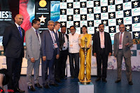 Gorgeous Jacqueline Siddharth Roy Kapur and Raj Nayak At FICCI FRAMES 2017 03.JPG