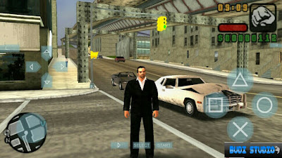 GTA Liberty City untuk PPSSPP Android