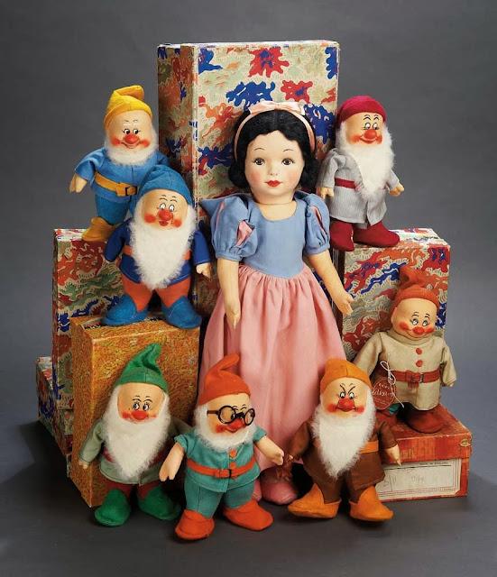 Snow White and the Seven Dwarfs soundtrack album animatedfilmreviews.filminspector.com