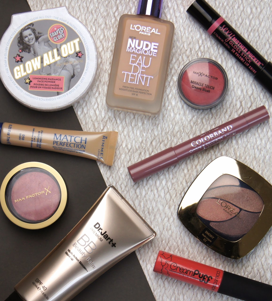 spring drugstore makeup picks