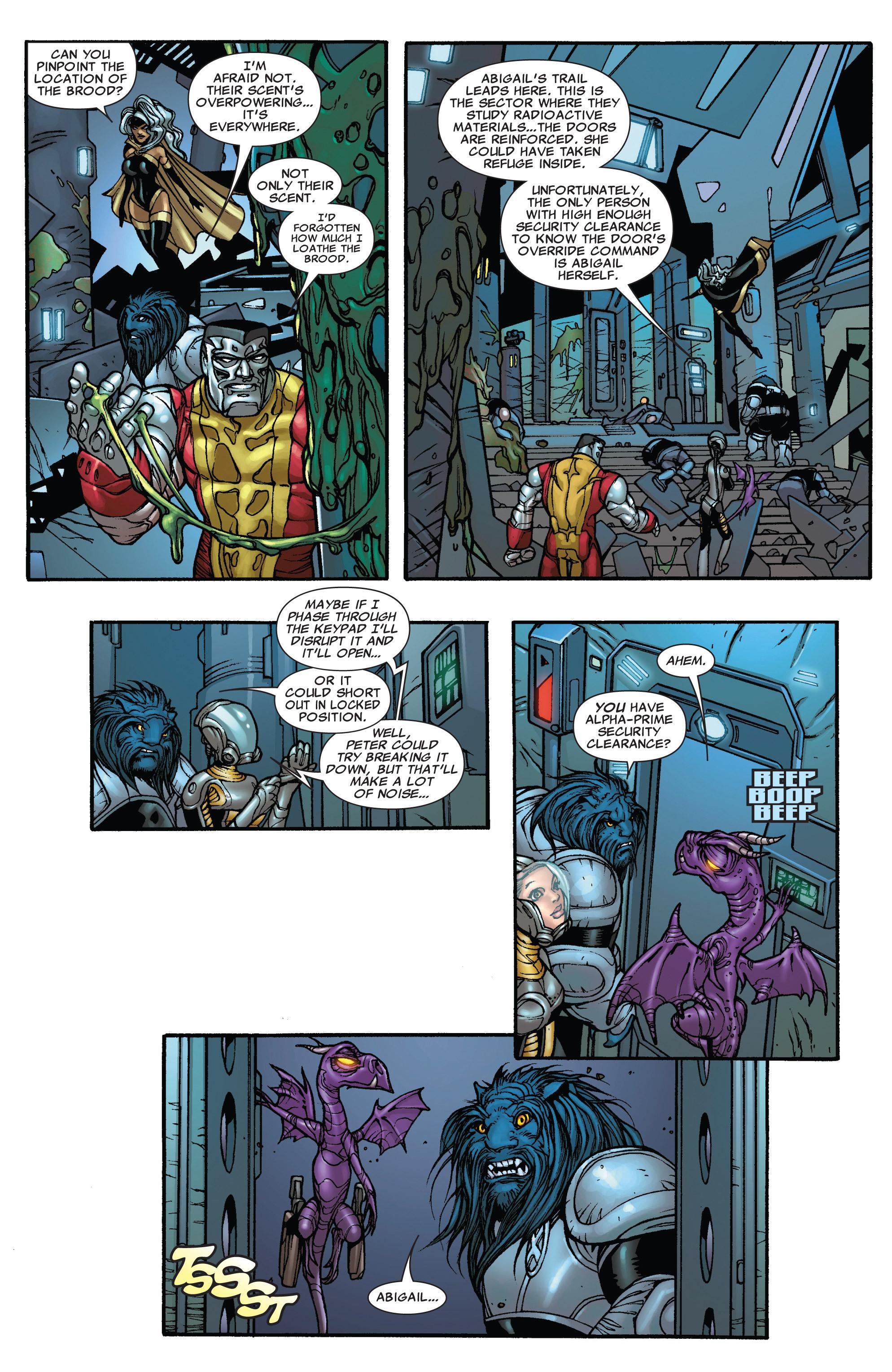 Read online Astonishing X-Men (2004) comic -  Issue #38 - 15