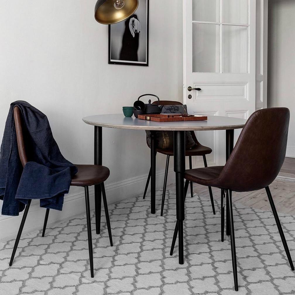 Wysokie nogi drewniane do stolika