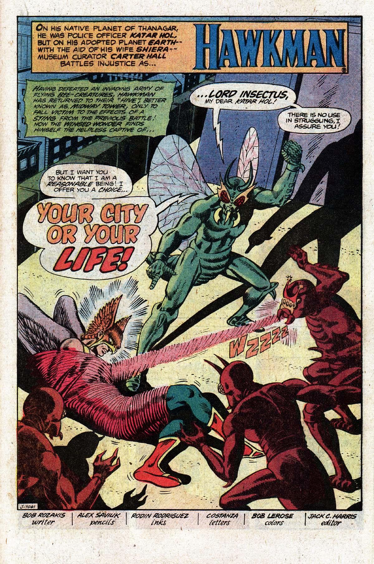 Read online World's Finest Comics comic -  Issue #268 - 35