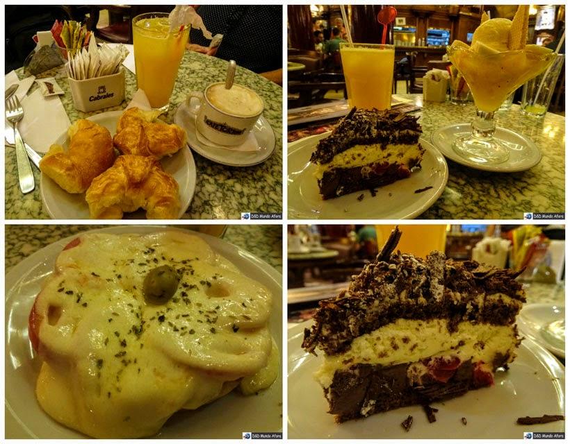Café Tortoni - Buenos Aires (Argentina)