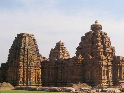 Virupaksha+temple,+Pattadakal - Pueblos Dravídicos y mito de Lemuria