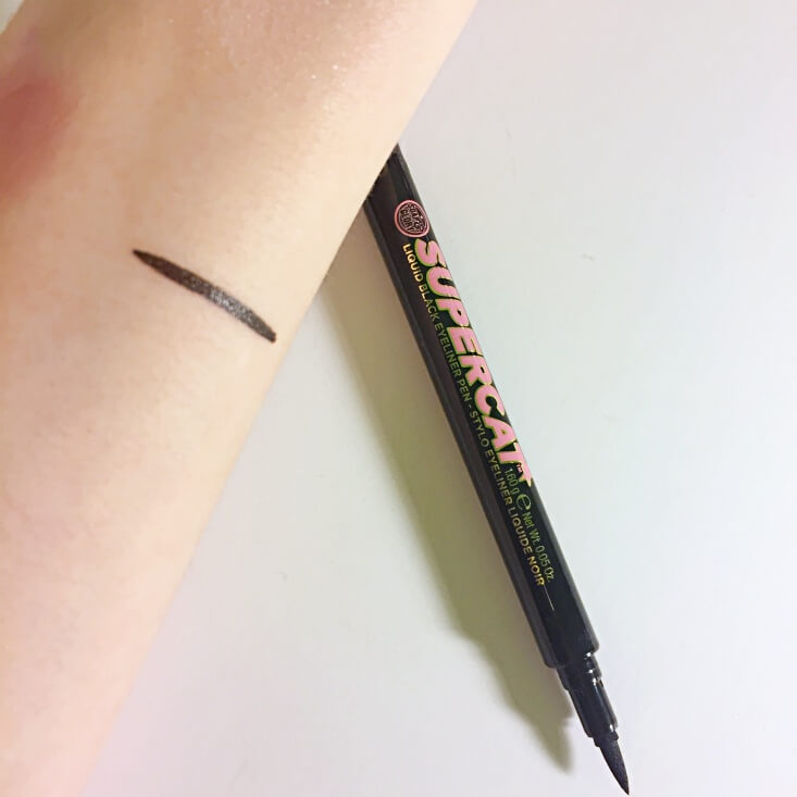 Soap & Glory Supercat Liquid Black Eyeliner Pen