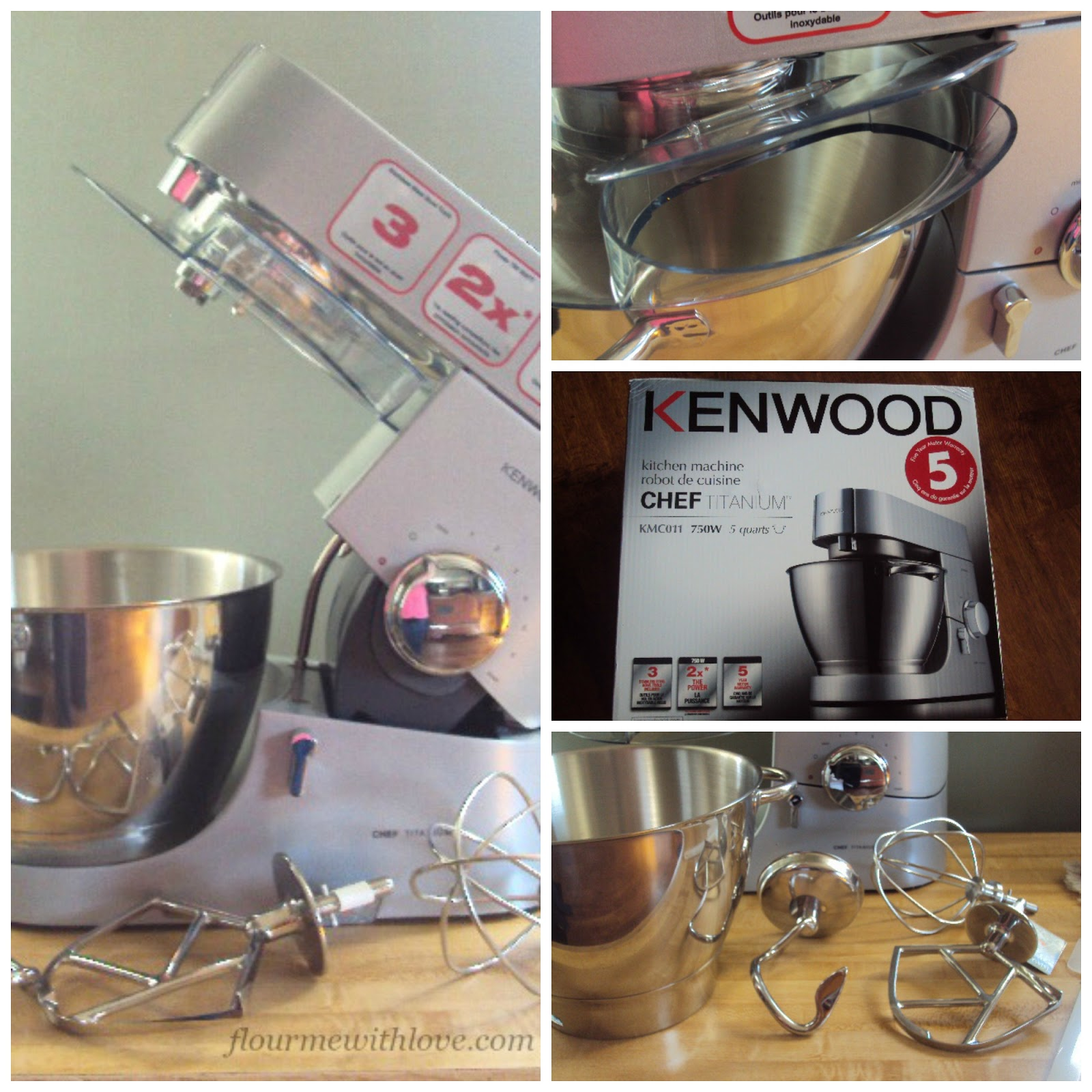 Can I Making Cakes With Kenwood Chef