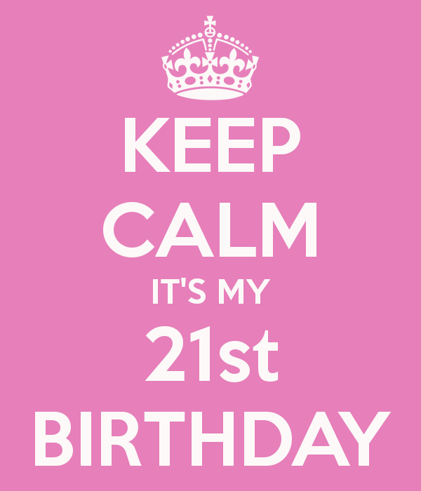 IT'S MY 21ST BIRTHDAY TODAY! | Eltoria
