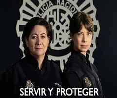 capítulo 741 - telenovela - servir y proteger  - rtve