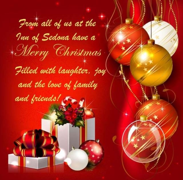 Merry Christmas Greetings wording