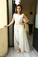 Taapsee Pannu in cream Sleeveless Kurti and Leggings at interview about Anando hma ~  Exclusive Celebrities Galleries 021.JPG