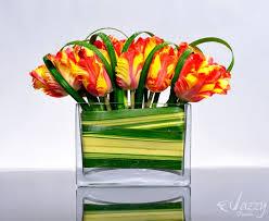 Centros de Mesa, Tulipanes